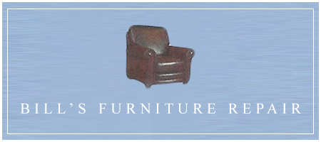 Bill's Furniture Repair, Logo